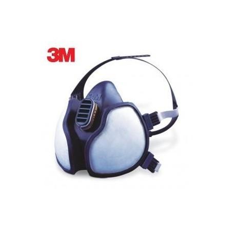 Media máscara 3M 4251