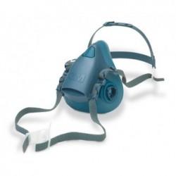 Media máscara Serie 7500 (silicona)